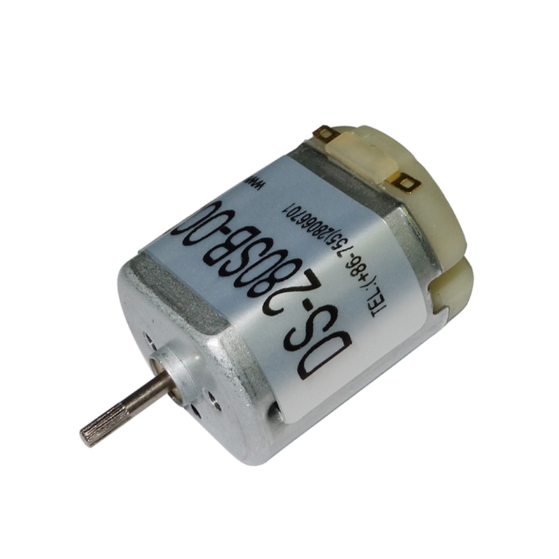 Micro 280 DC Toy Motor
